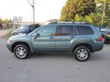2004 Mitsubishi Endeavor Machine Green Metallic