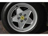 Ferrari Testarossa 1990 Wheels and Tires