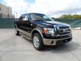 2011 Ebony Black Ford F150 King Ranch SuperCrew #55019086