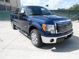 2011 Dark Blue Pearl Metallic Ford F150 Texas Edition SuperCrew #55019084