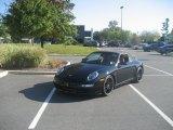 2008 Black Porsche 911 Carrera S Cabriolet #55019364