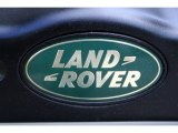 2000 Land Rover Discovery II  Marks and Logos