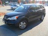2011 Crystal Black Pearl Honda CR-V LX 4WD #55019347