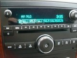 2008 Chevrolet Silverado 1500 LTZ Crew Cab 4x4 Audio System