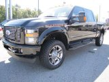2008 Ford F350 Super Duty Harley-Davidson Crew Cab 4x4 Data, Info and Specs
