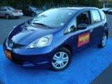 2011 Vortex Blue Pearl Honda Fit  #55019025