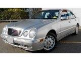 2001 Mercedes-Benz E 320 4Matic Sedan