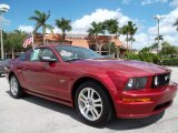 2006 Redfire Metallic Ford Mustang GT Premium Coupe #55073473
