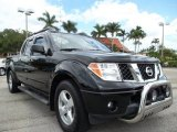 2007 Nissan Frontier LE Crew Cab Data, Info and Specs