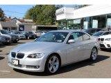 2008 Titanium Silver Metallic BMW 3 Series 335i Coupe #55073442
