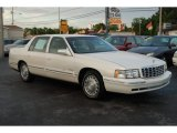 1997 White Diamond Cadillac DeVille Sedan #55073539