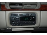 1997 Cadillac DeVille Sedan Audio System