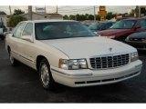 1997 Cadillac DeVille Sedan Front 3/4 View