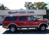 2005 Toreador Red Metallic Ford Excursion Eddie Bauer 4x4 #55073527