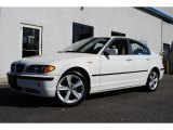 2004 Alpine White BMW 3 Series 330xi Sedan #55073423