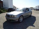 2004 Silver Grey Metallic BMW 3 Series 330i Coupe #55073406
