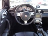 2008 Porsche 911 Carrera S Coupe Steering Wheel