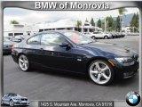 2009 Monaco Blue Metallic BMW 3 Series 335i Coupe #55073496