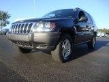 2002 Black Jeep Grand Cherokee Laredo 4x4 #55073581