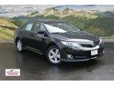 2012 Attitude Black Metallic Toyota Camry SE #55073376