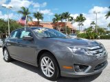 2010 Sterling Grey Metallic Ford Fusion SEL #55073474