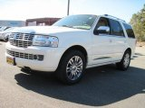2007 White Chocolate Tri-Coat Lincoln Navigator Ultimate 4x4 #55097093