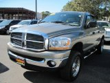 2006 Light Khaki Metallic Dodge Ram 1500 SLT Quad Cab 4x4 #55097089