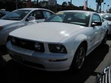 2006 Performance White Ford Mustang GT Deluxe Coupe #55097066