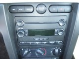 2006 Ford Mustang GT Deluxe Coupe Audio System