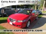 2005 Milano Red Acura TSX Sedan #55097052