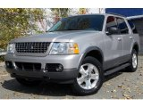 2003 Silver Birch Metallic Ford Explorer XLT 4x4 #55101800