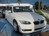 2009 Alpine White BMW 3 Series 328i Convertible #55101799