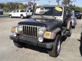 2006 Light Khaki Metallic Jeep Wrangler Unlimited 4x4 #55101601