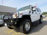 2003 White Hummer H2 SUV #55101755