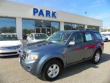 2010 Steel Blue Metallic Ford Escape XLS 4WD #55101418