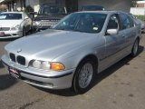 2000 Titanium Silver Metallic BMW 5 Series 528i Sedan #55101410