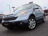 2008 Glacier Blue Metallic Honda CR-V EX-L #55101397