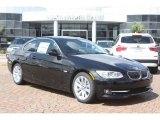 2012 Black Sapphire Metallic BMW 3 Series 328i Coupe #55101517