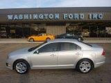 2010 Brilliant Silver Metallic Ford Fusion SE V6 #55101485