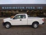 2011 Oxford White Ford F150 XL SuperCab #55101480