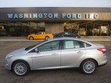 2012 Ingot Silver Metallic Ford Focus SEL Sedan #55101475