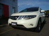 2009 Glacier Pearl Nissan Murano LE AWD #55101462