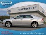 2011 Ingot Silver Metallic Ford Fusion SE V6 #55101333