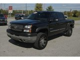 Chevrolet Silverado 2500HD 2004 Data, Info and Specs