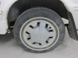 Dodge Caravan 1992 Wheels and Tires