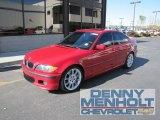 2004 Imola Red BMW 3 Series 330i Sedan #55138449