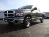 2005 Mineral Gray Metallic Dodge Ram 1500 SLT Quad Cab #55138438