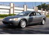 2002 Onyx Green Pearl Chrysler Sebring LXi Sedan #55138410