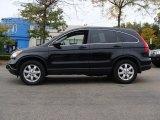 2008 Nighthawk Black Pearl Honda CR-V EX 4WD #55138692