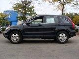 2008 Nighthawk Black Pearl Honda CR-V LX 4WD #55138691